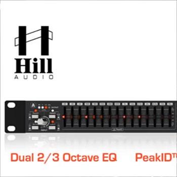 معرفی گرافیک اکولایزر Hill Audio RPQ 2150