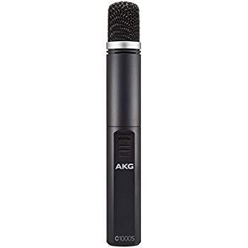 جعبه باز میکروفن آکاجی AKG C1000s