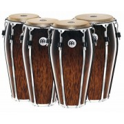 تومبا 4 لنگه ماینل MEINL Floatune Brown Burst