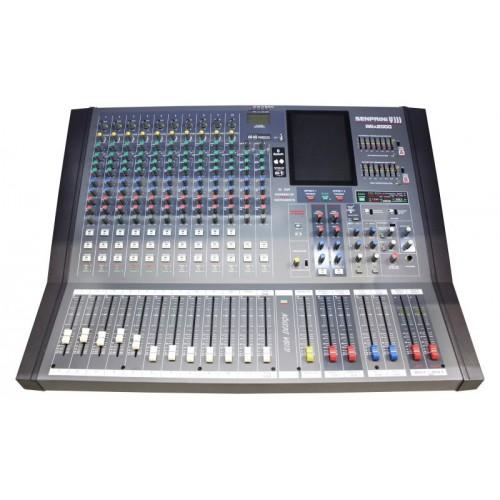 پاور میکسر کنسول اکوچنگ ECHO CHANG iMiX2000