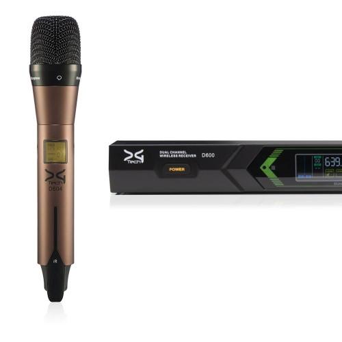 میکروفن بی سیم دستی دیجی تک DG Tech D6041