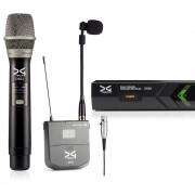 قیمت میکروفن بی سیم دستی و ساز بادی دیجی تک DG Tech D600