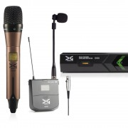 میکروفن بی سیم دستی و ساز بادی دیجی تک DG Tech D600
