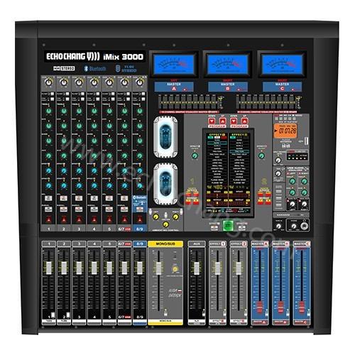 پاور میکسر کنسول اکوچنگ ECHO CHANG iMiX3000