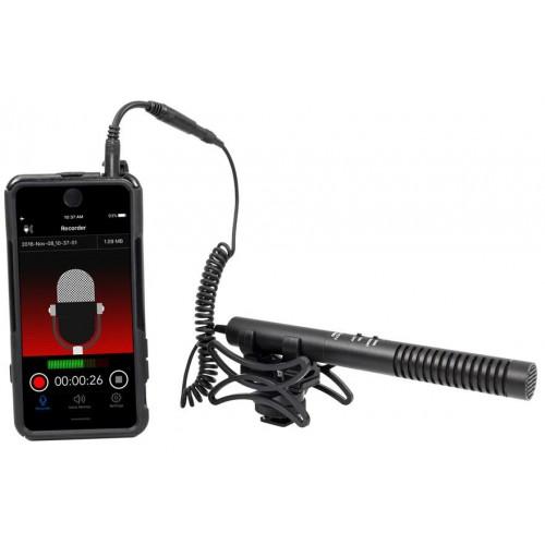 میکروفن شاتگان ازدن AZDEN SGM-990+i