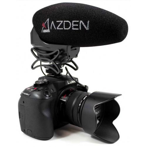 میکروفن شاتگان ازدن AZDEN SMX30