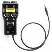 قیمت رابط صوتی دو کانال گیتار و میکروفن سارامونیک Saramonic SmartRig+ برای تلفن همراه