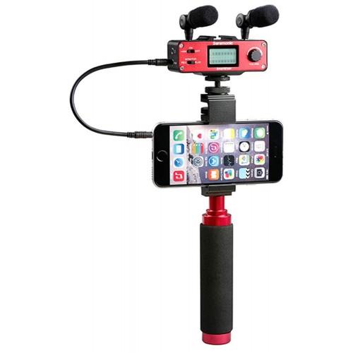 میکسر صدا تلفن همراه سارامونیک Saramonic SmartMixer