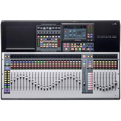 میکسر دیجیتال پری سونیوس PreSonus StudioLive 32S