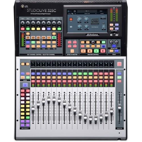 میکسر دیجیتال پری سونیوس PreSonus StudioLive 32SC