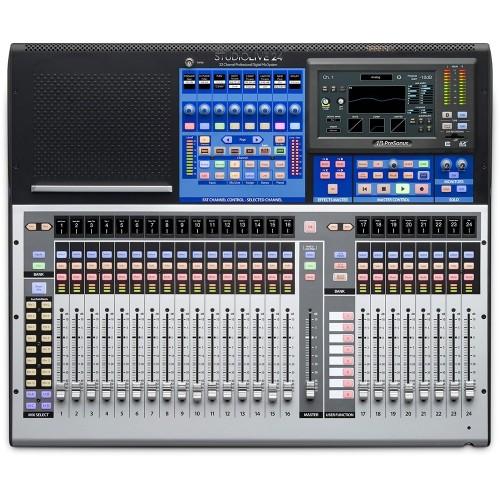 میکسر دیجیتال پری سونیوس PreSonus StudioLive 24
