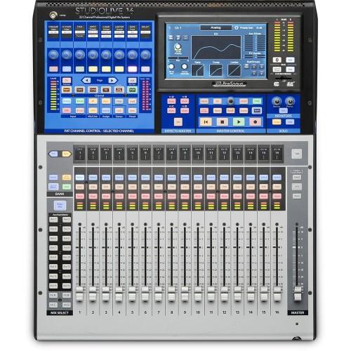 میکسر دیجیتال پری سونیوس PreSonus StudioLive 16
