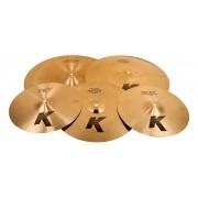 قیمت ست سنج زیلدجیان Zildjian Worship K Custom KC0801W