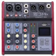 قیمت میکسر دی میکس D MIX Compact 4XU