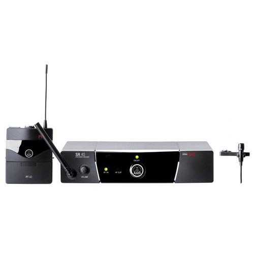 میکروفن بی سیم یقه ای آکاجی AKG WMS40