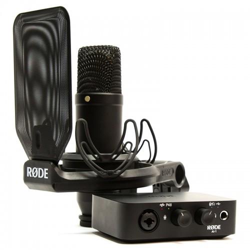 میکروفن استودیویی رود Rode NT1 AI-1 Kit