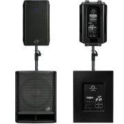 قیمت ست بلندگو DVP-AX18B + Typhon-AX12-BT