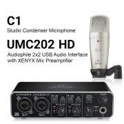 قیمت پکیج C1 + UMC202