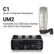 قیمت پکیج C1 + UMC2