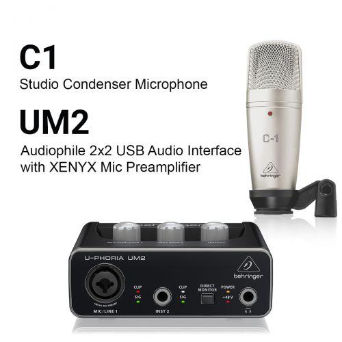 پکیج C1 + UMC2