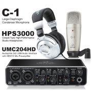 قیمت پکیج C1 + UMC202 + HPS3000
