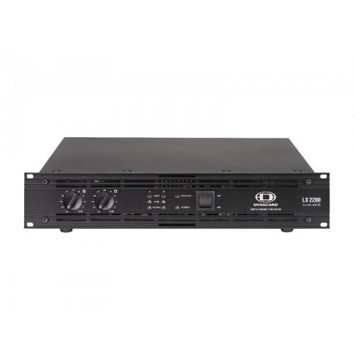 آمپلی فایر دایناکورد DYNACORD LX2200