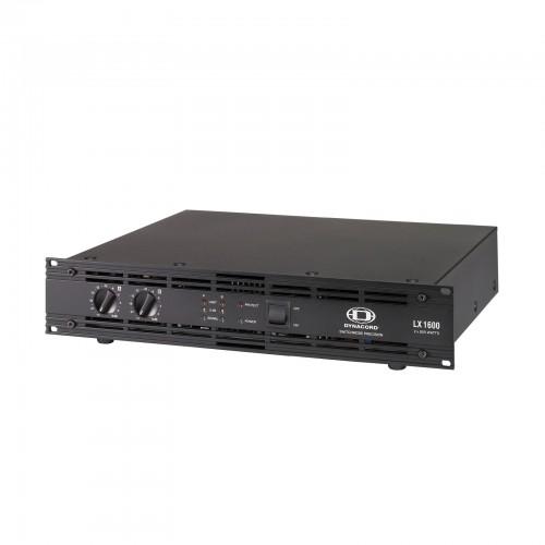 آمپلی فایر دایناکورد DYNACORD LX1600