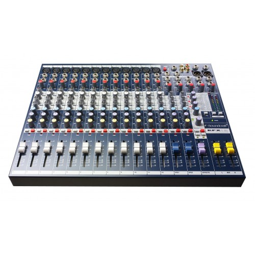 میکسر ساندکرافت SOUNDCRAFT EFX12
