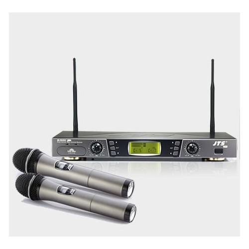 میکروفن بی سیم دو دستی جی تی اس JTS US903/MH8800