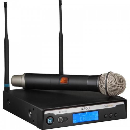 میکروفن بی سیم دستی الکتروویس ELECTRO VOICE R-300