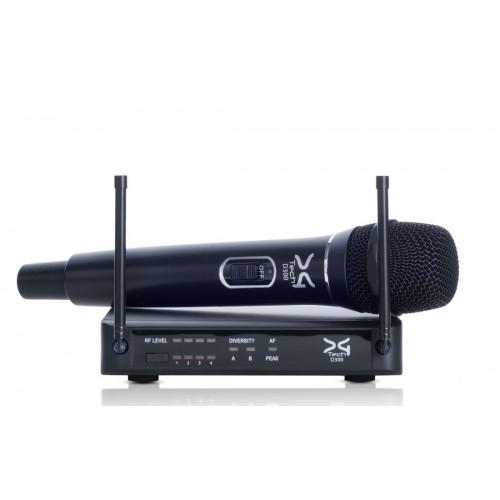 میکروفن بی سیم دستی دیجی تک DG Tech D300