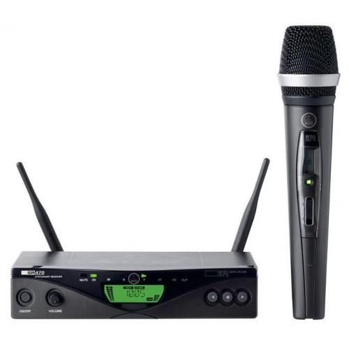میکروفن بی سیم دستی آکاجی AKG WMS 470 D5