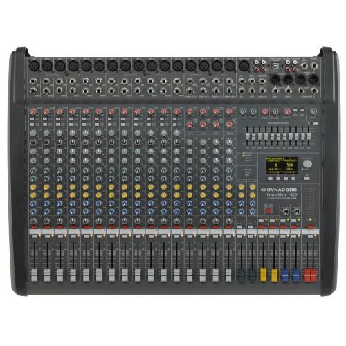 پاور میکسر دایناکورد DYNACORD PM 1600 3