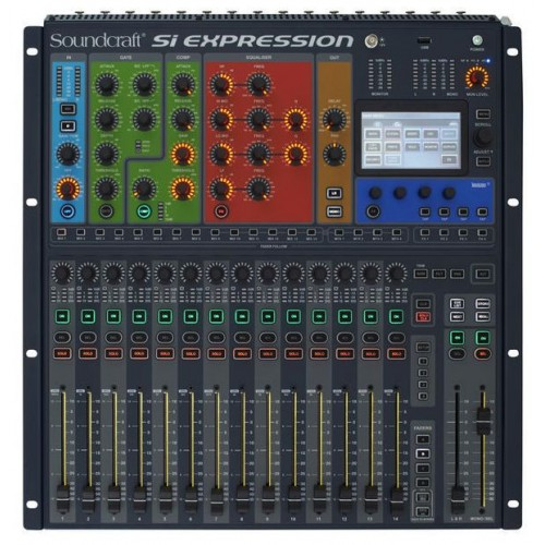 میکسر دیجیتال ساندکرفت Soundcraft Si Expression 1