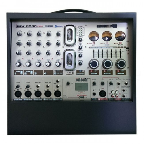 پاور میکسر اکوچنگ ECHO CHANG iMX 6060 HYBRID