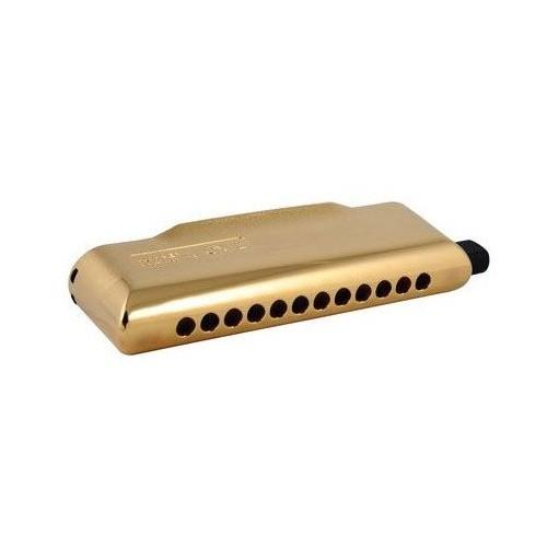 سازدهنی کروماتیک هوهنر Hohner CX-12 Gold