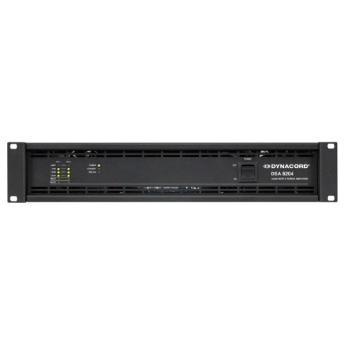 آمپلی فایر دایناکورد DYNACORD DSA8204