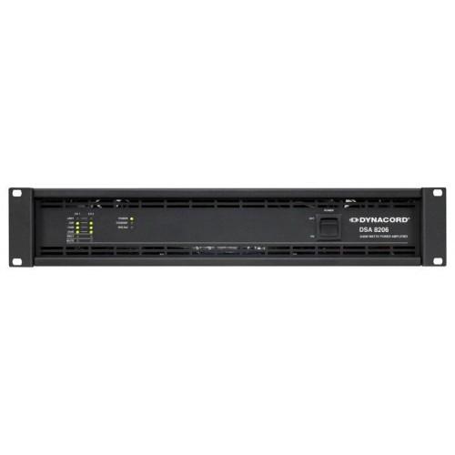 آمپلی فایر دایناکورد DYNACORD DSA8206