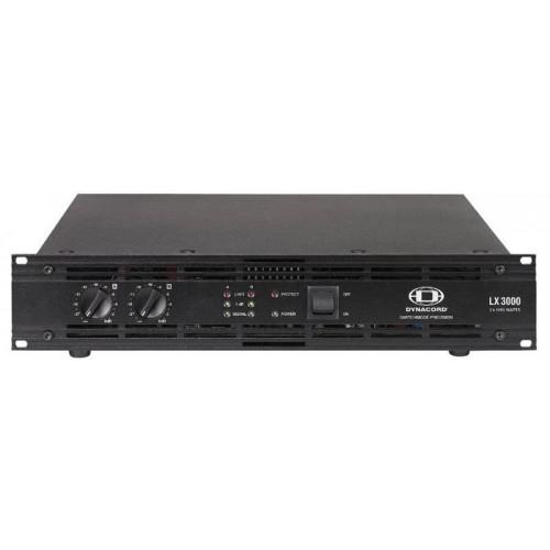 آمپلی فایر دایناکورد DYNACORD LX3000