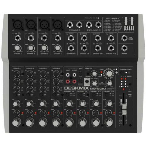 میکسر هیل آدیو Hill Audio LMD1202FX