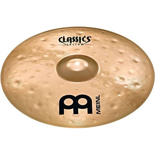 "سنج ماینل MEINL 17"" Classics Custom Extreme Metal Brilliant Finish Crash"