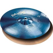 "سنج پایست PAISTE 14"" COLOR SOUND 900 BLUE HI-HAT"
