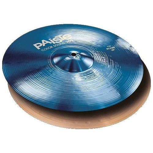 """سنج پایست PAISTE 14"""" COLOR SOUND 900 BLUE HI-HAT"""