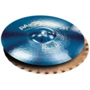 "سنج پایست PAISTE 14"" COLOR SOUND 900 BLUE SOUND EDGE HI-HAT"
