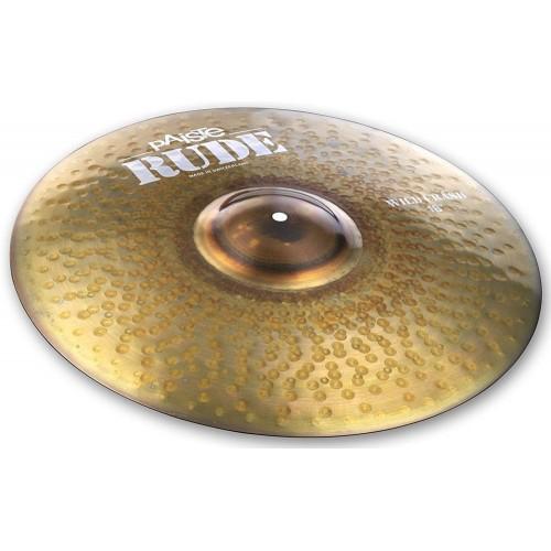 "سنج پایست PAISTE 18"" Rude Cymbal Wild Crash"