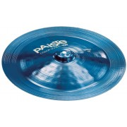 "سنج پایست PAISTE 18"" COLOR SOUND 900 BLUE CHINA"