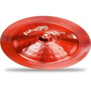 "سنج پایست PAISTE 18"" COLOR SOUND 900 RED CHINA"
