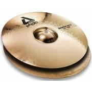 """سنج پایست PAISTE 14"""" Alpha Brilliant Cymbal Medium Pair Hi-Hat"""