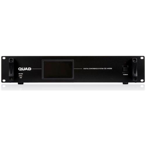 سیستم کنفرانس کنترلر مرکزی QUAD QC4400M