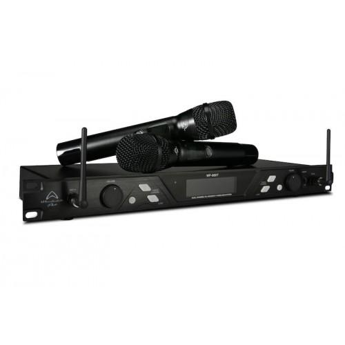 میکروفن بی سیم دو دستی وارفیدل Wharfedale WF800